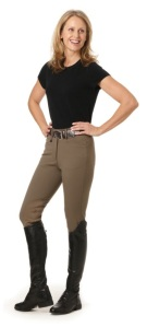 Ovation EuroWeave DX Celebrity Knee Patch Breeches
