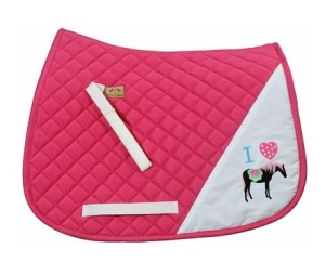 Equine Couture Pony Girl Pad