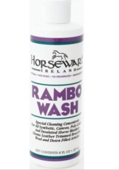 Rambo By Horseware Blanket Wash