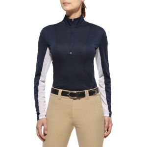 Ariat Sunstopper Top in Navy