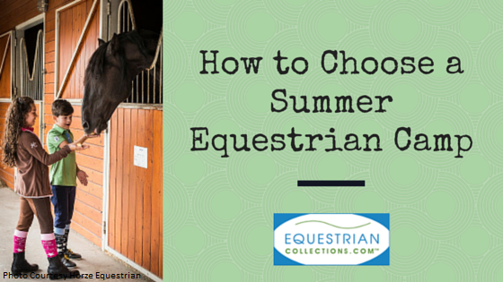 Summer Equestrian Camp